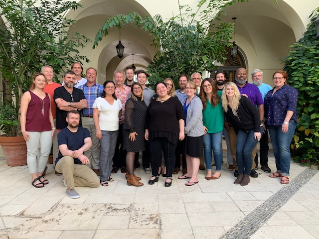 The 2019 PCOMS Training of Trainers Conference